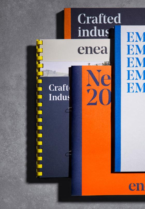 publications design enea clase bcn – Clase bcn
