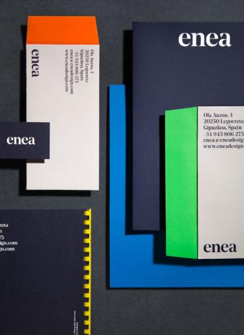 brand identity cover enea clase bcn