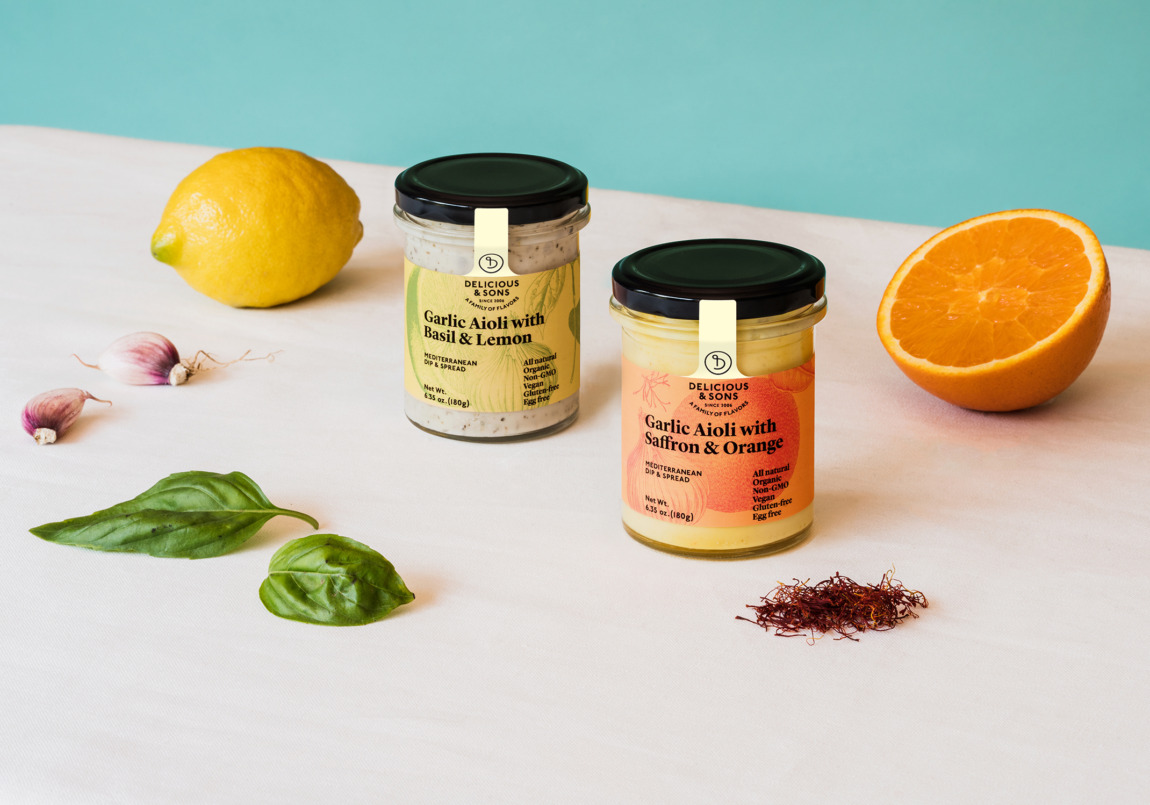 packaging delicious and sons clase bcn – Clase bcn