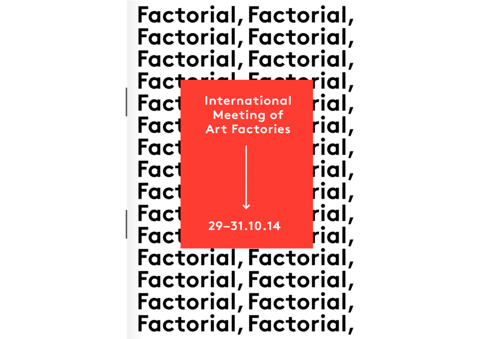 program publication factorial clase bcn – Clase bcn