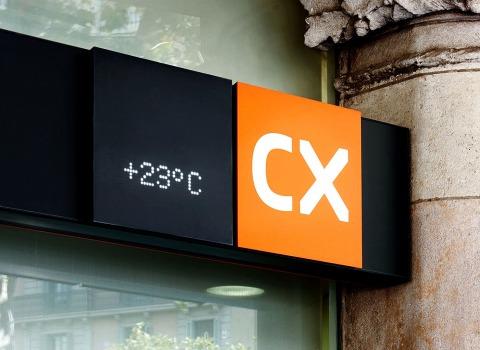 identidad corporativa catalunya caixa clase bcn