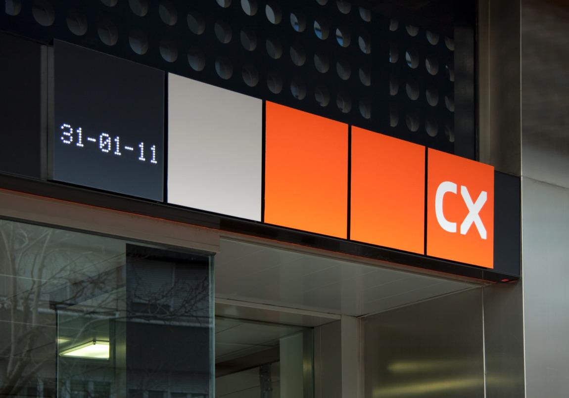 identidad de marca catalunya caixa clase bcn – Clase bcn