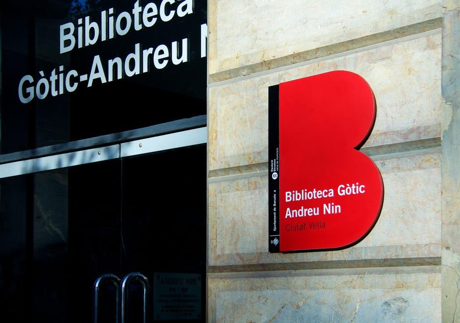 signage design ajuntament de barcelona clase bcn – Clase bcn