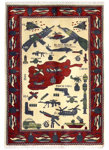 tip of the week furniture afghan war rugs clase bcn