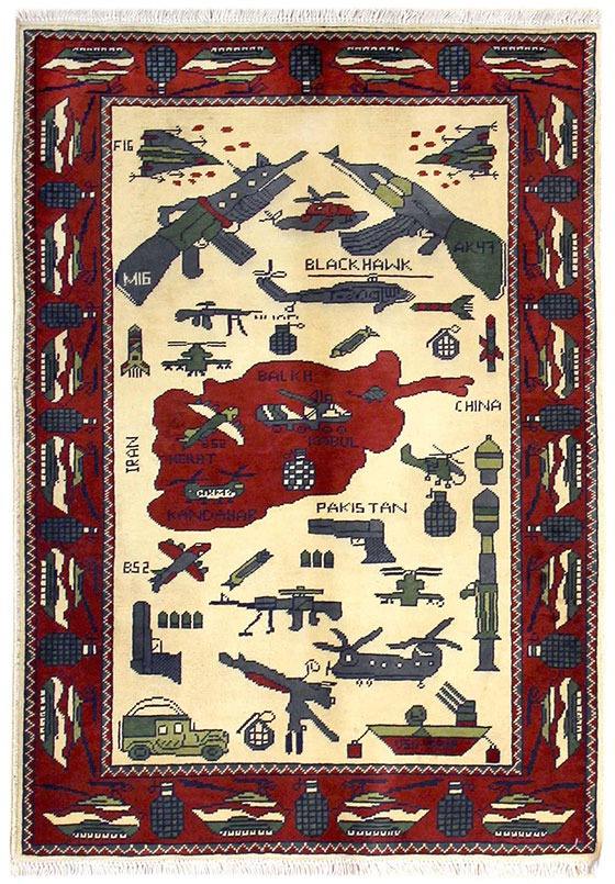 tip of the week furniture afghan war rugs clase bcn – Clase bcn