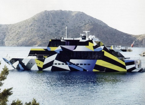 tip of the week culture dazzle camouflage clase bcn