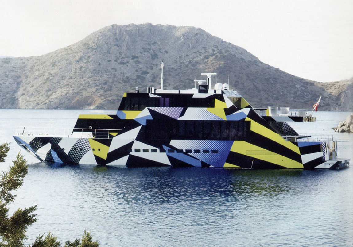 tip of the week culture dazzle camouflage clase bcn – Clase bcn