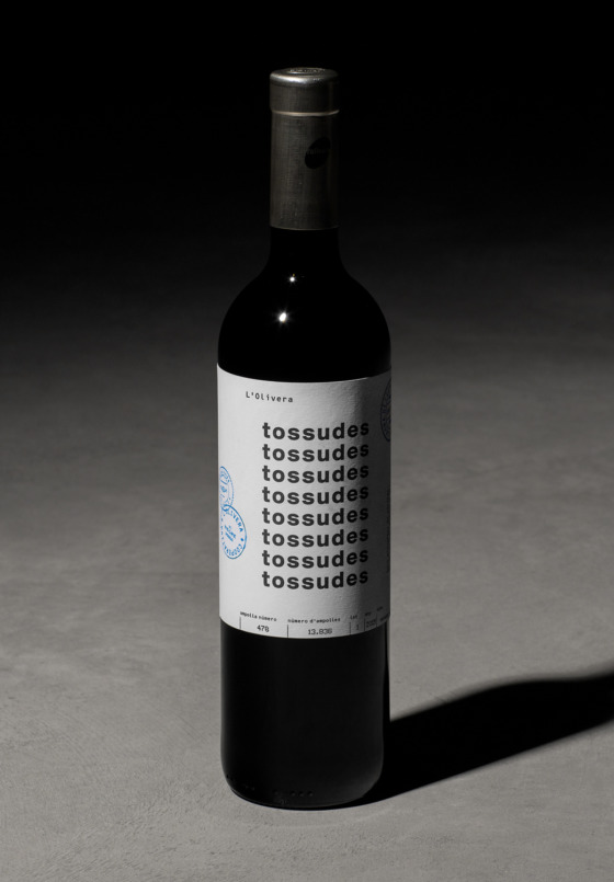 packaging tossudes lolivera clase bcn – Clase bcn