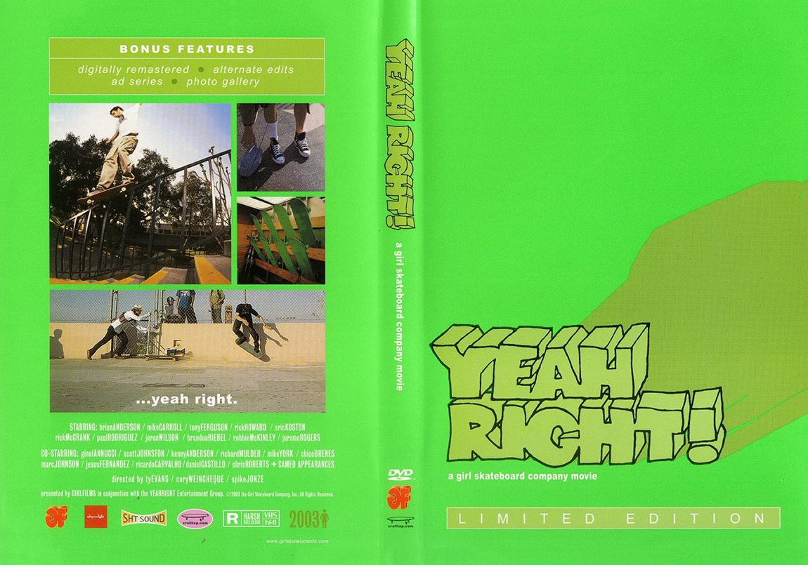 Yeah Right – Clase bcn
