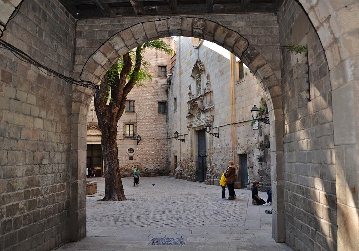 Sant Felip Neri – Clase bcn