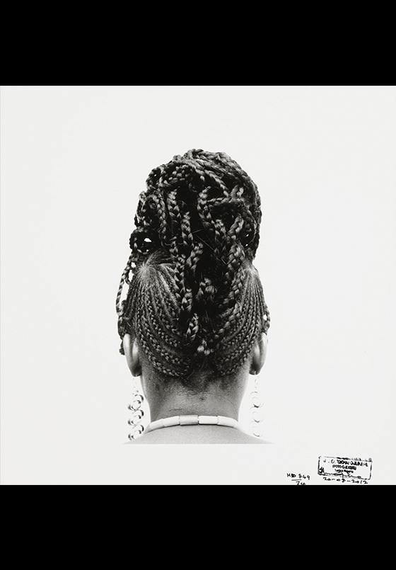 J.D. 'Okhai Ojeikere's Hairstyles – Clase bcn