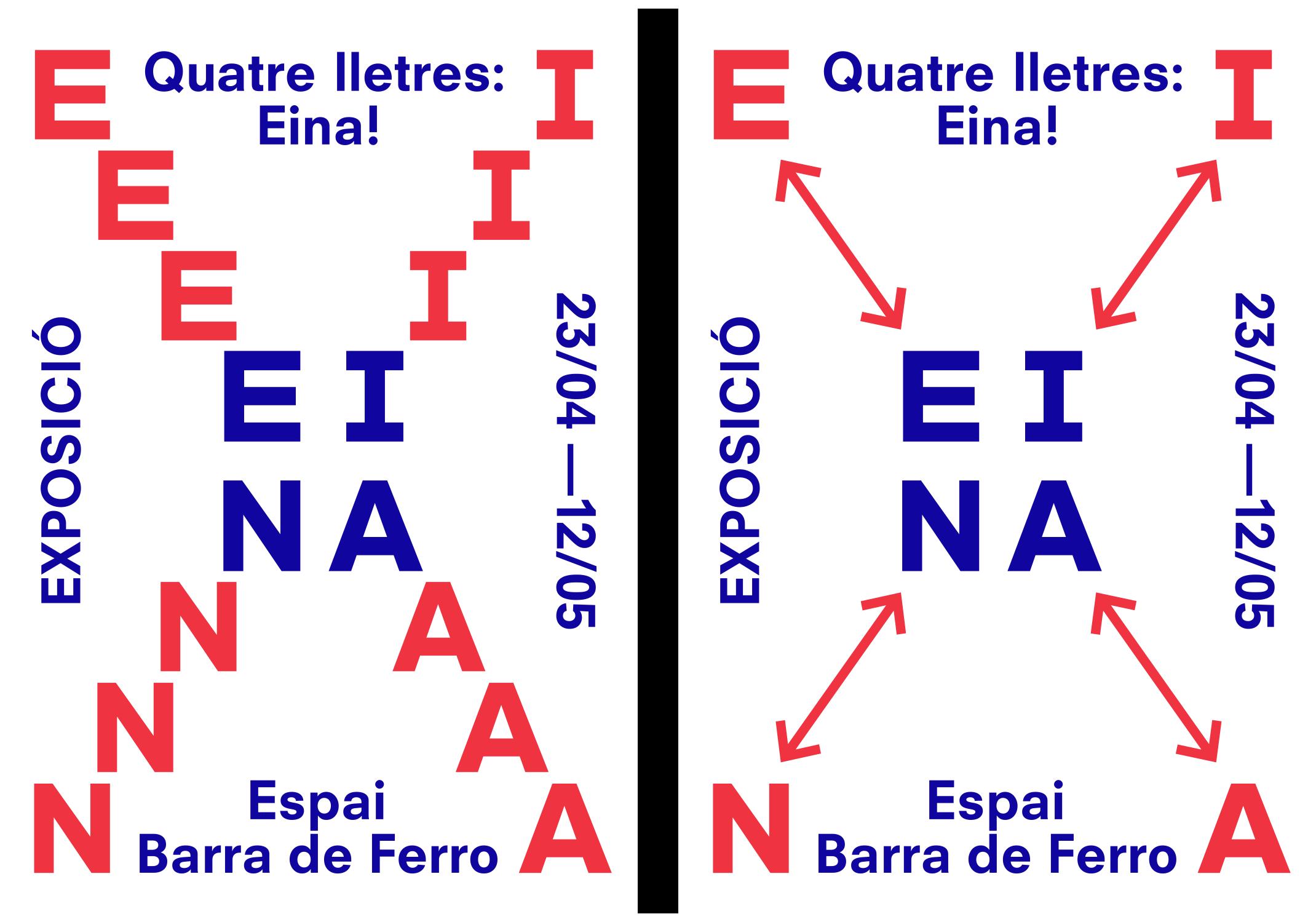 graphic design eina clase bcn – Clase bcn