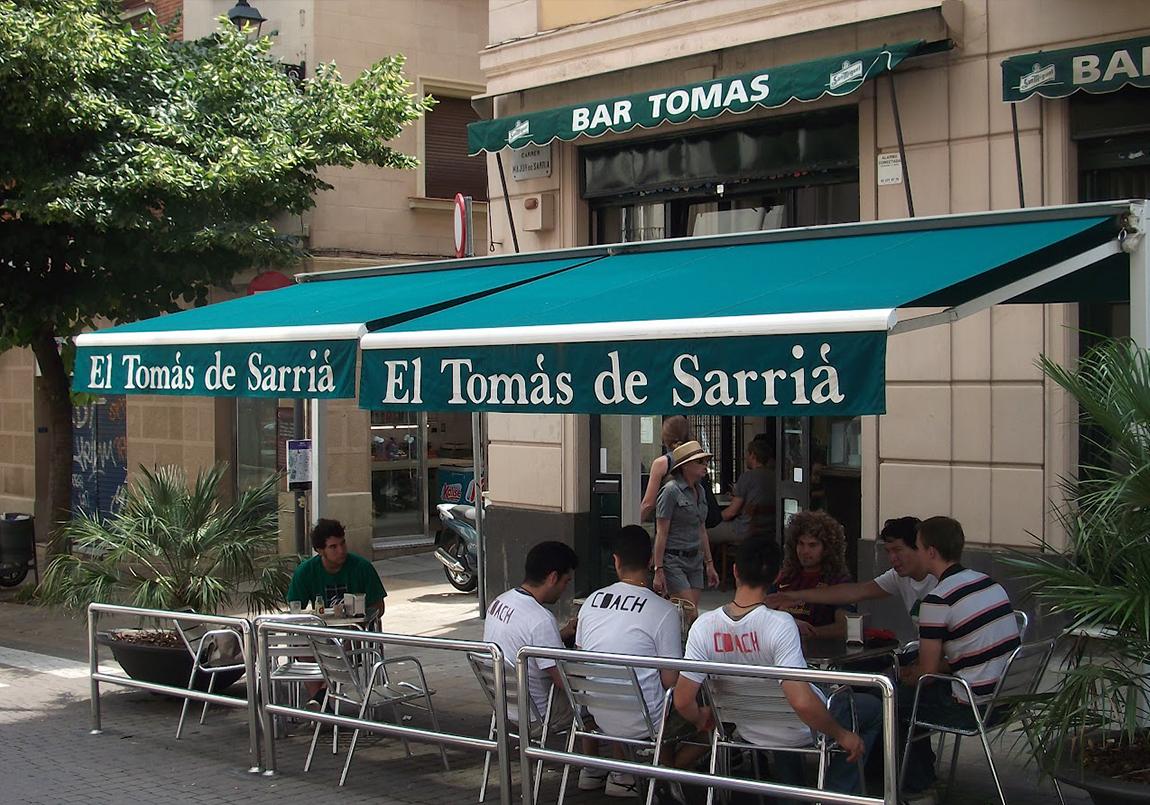 Bar Tomás – Clase bcn