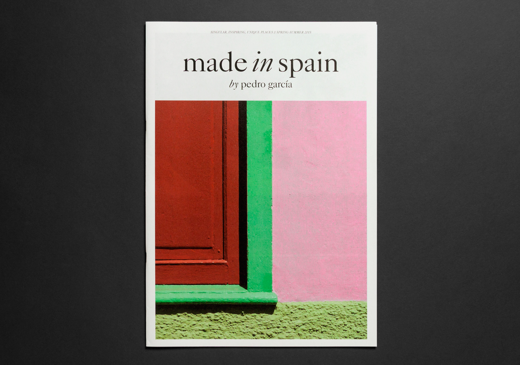 clase bcn content art direction editorial design made in spain pedro garcia – Clase bcn