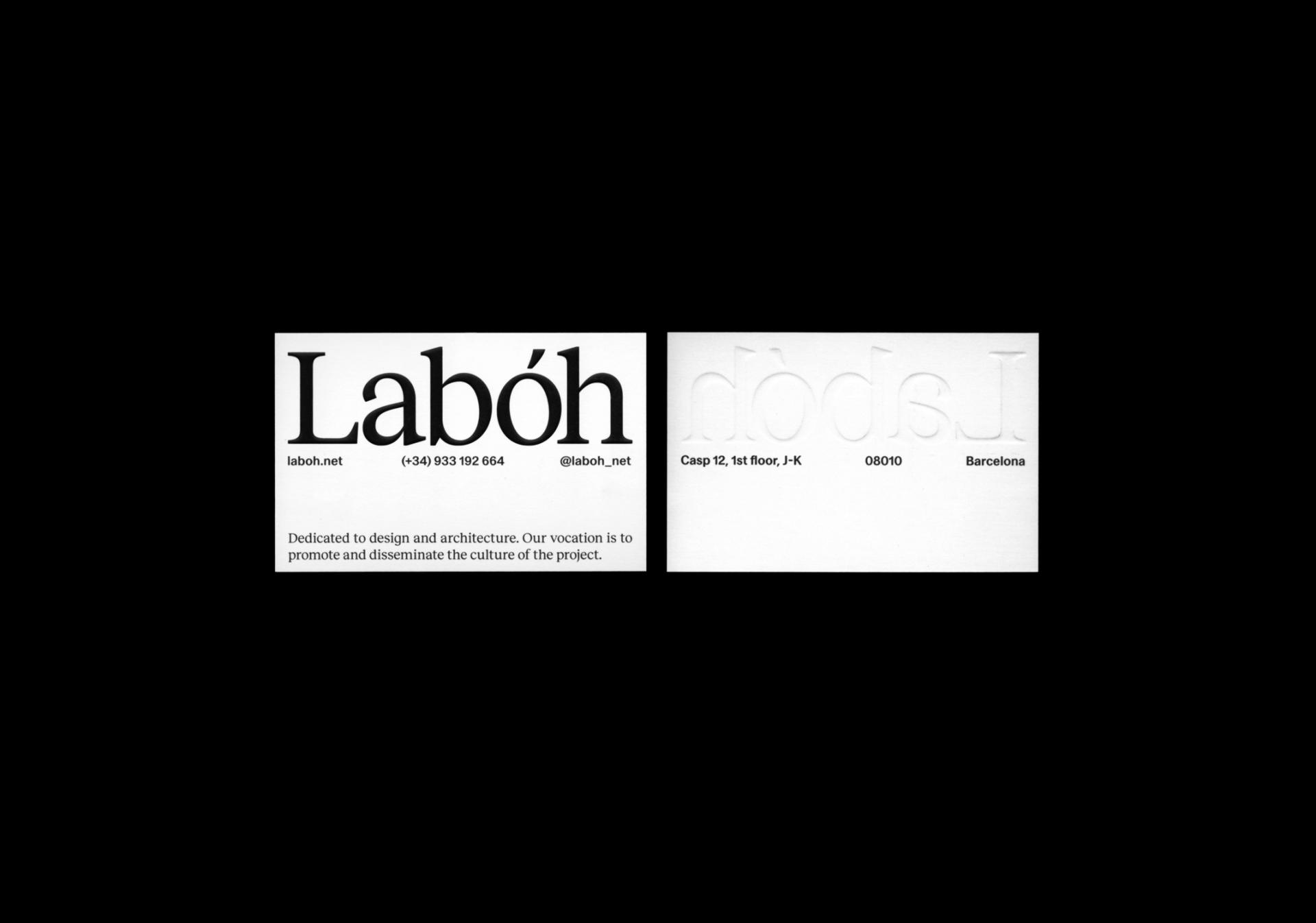 Labóh – Clase bcn