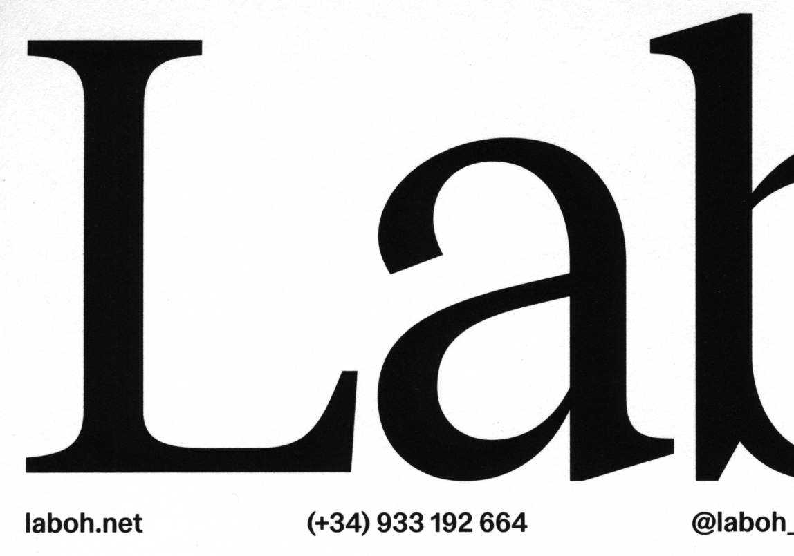 branding graphic design laboh stationeryc lase bcn – Clase bcn
