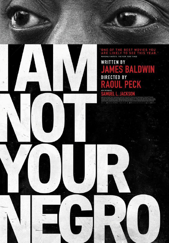 I Am Not Your Negro – Clase bcn