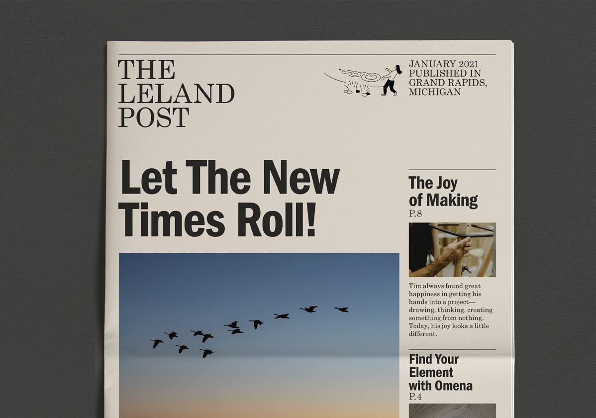 Leland – Clase bcn