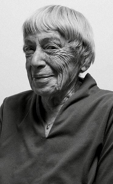 Ursula K. Le Guin – Clase bcn